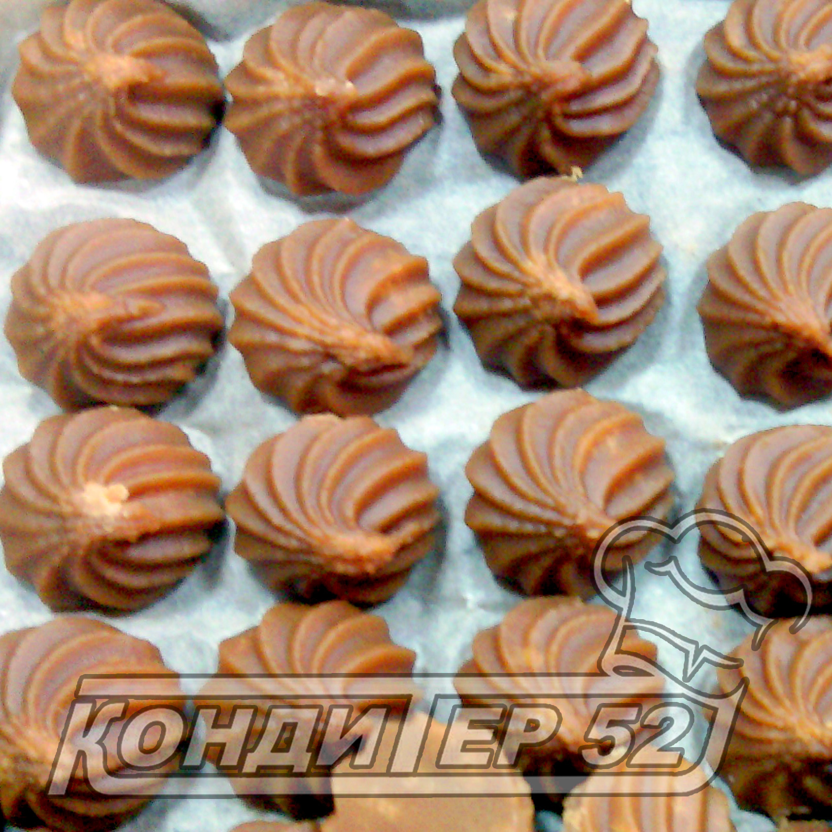 Как сделать конфеты сливки